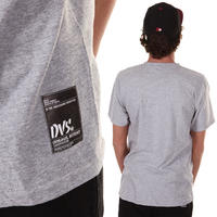 DVS Dedicated 11 T-Shirt (heather grey)