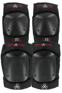Triple Eight Park 2 Protection-Set (black)