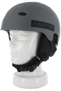 PRO-TEC B2 Snow-Helmet (gray army canvas)