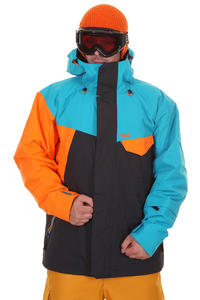 Vans Mylan Cargo Snowboard Jacke insulated  (carribean sea)