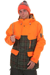Vans Denka Snowboard Jacke (orange popsicle)