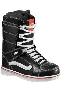 Vans Hi Standard Boot 2012/13  (black white)