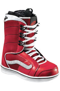 Vans Hi Standard Boot 2012/13  girls (maas red)