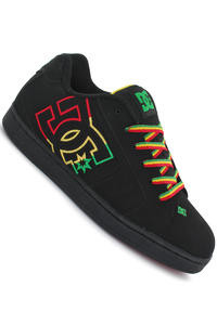 DC Net SE Shoe (black rasta)