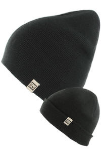 SK8DLX Cozy Beanie (jet black)