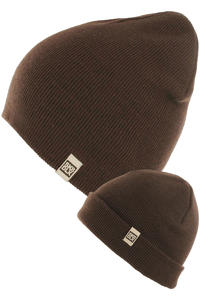 SK8DLX Cozy Beanie (chocolate)