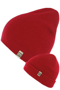 SK8DLX Cozy Beanie (true red)