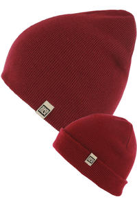 SK8DLX Cozy Beanie (rio red)