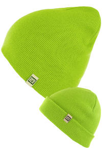 SK8DLX Cozy Mtze (lime green)