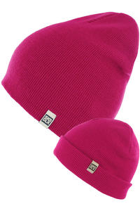 SK8DLX Cozy Beanie (bright rose)