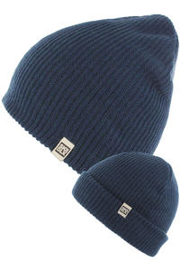 SK8DLX Blunt Beanie (black iris)