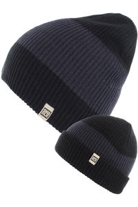 SK8DLX Blunt Beanie (jet black iron)