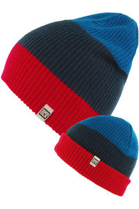 SK8DLX Blunt Beanie (red iris skydiver)