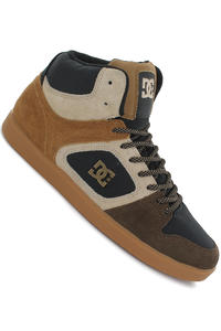 DC Union Hi Schuh (brown gum)