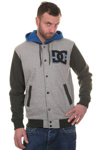 DC Stax Jacke (heather grey)