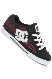 DC Chelsea Shoe girls (black white pink)