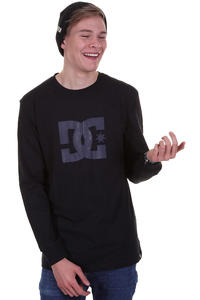 DC Star LS Longsleeve (black)