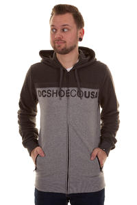 DC Highgate Zip-Hoodie (black)