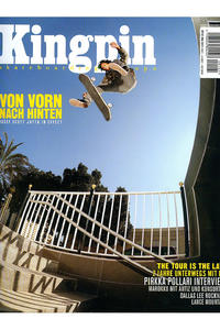 Kingpin Skateboarding Europa 101 05/2012 Magazin