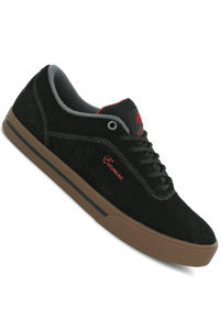 Emerica G-Code Shoe (black red gum)
