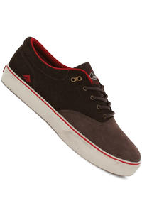 Emerica The Reynolds Cruiser Schuh (brown red)
