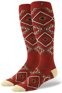 Stance Acoma Mikey LeBlanc Socks US 6-13  (red)