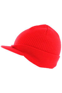 Vans Core Basics Visor Beanie (reinvent red)