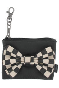 Vans Skull And Bows Pouch Wallet girls (checkerboard)