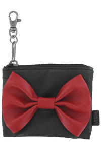 Vans Skull And Bows Pouch Wallet girls (bow tie)