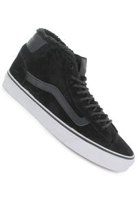 Vans Mid Skool 77 Suede Schuh (black)