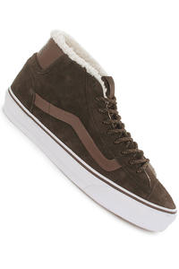 Vans Mid Skool 77 Suede Schuh (brown)
