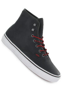 Vans Authentic Hi Leather Schuh girls (black)