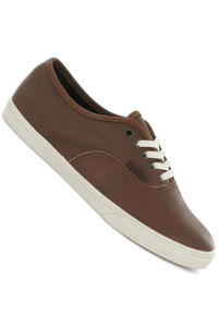 Vans Authentic Lo Pro Leather Schuh girls (aged brown)