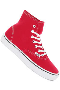 Vans Authentic Hi Shoe girls (true red)