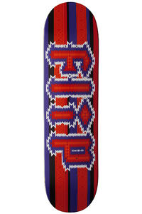 "Flip Team Poncho 8"" Deck (red blue)"