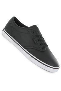 Vans Atwood Low Leather Schuh girls (black white)