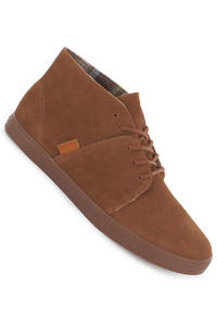Vans Camryn Decon Suede Shoe girls (toffee gum)