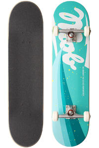 "MOB Skateboards Move 8"" Complete-Board (turquoise)"