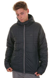 Quiksilver Nomad Hooded Jacke (black)