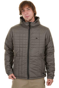 Quiksilver Nomad Hooded Jacke (charcoal)