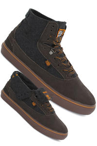 Habitat Guru Hi Frost Protection Schuh (chocolate black)