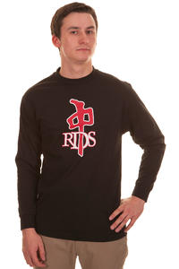 Red Dragon OG Longsleeve (black red)