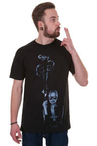 Red Dragon Smoker T-Shirt (black)