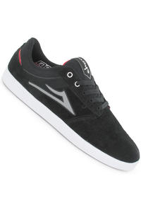 Lakai x Chocolate Linden Suede Shoe (black)