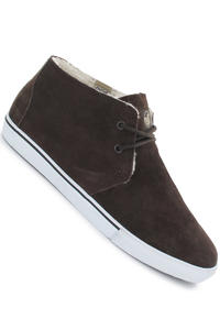 DVS Dash Suede Shoe (brown)