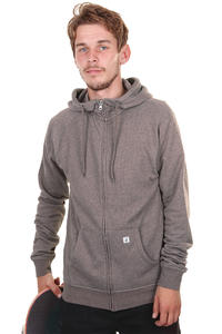 Volcom Timesoft III Zip-Hoodie (moca)