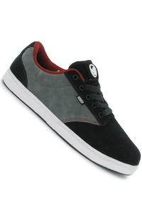 DVS Inmate Suede Shoe (black grey)