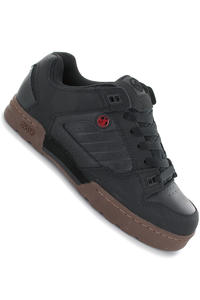 DVS Militia Leather Shoe (black high abrasion)