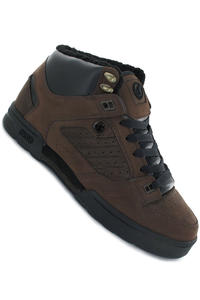 DVS Militia Boot Nubuck Shoe (brown)