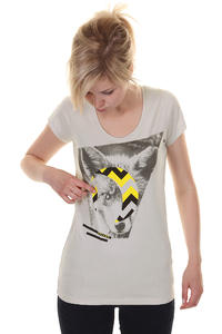 Volcom Rich Kid T-Shirt girls (vintage grey)